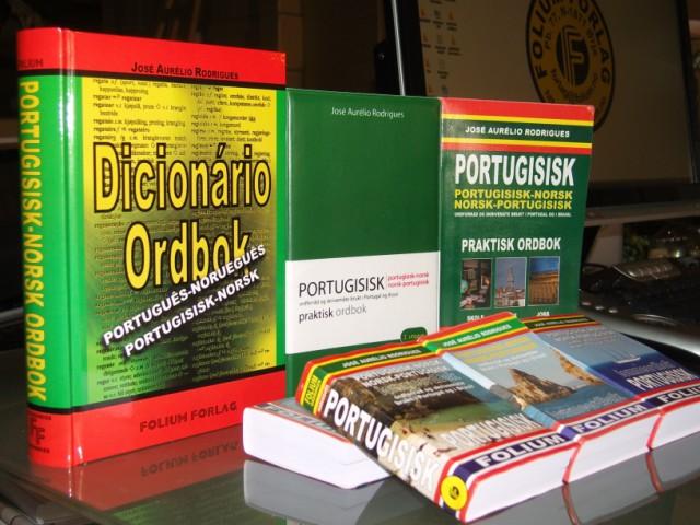 Dicionários da Folium Forlag
