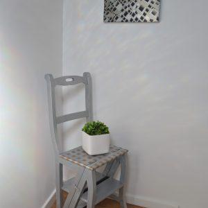 escada para piso 3